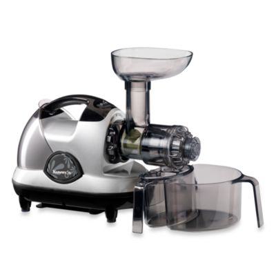 Kuvings® NJE-3580U Masticating Slow Juicer in Silver Pearl