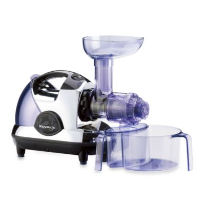 Kuvings® NJE-3570U Masticating Slow Juicer in Chrome