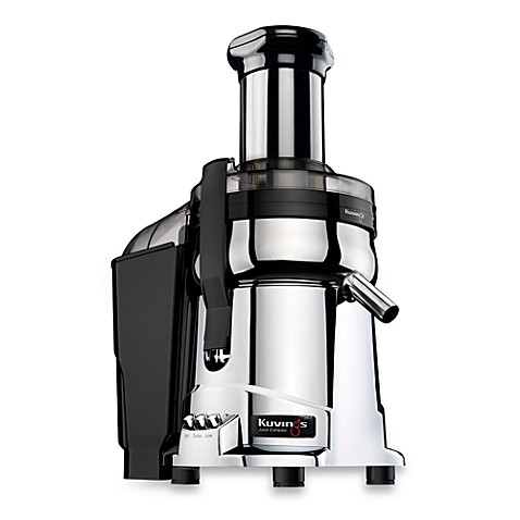 Kuvings® Centrifugal Juicer in Chrome