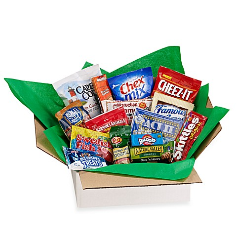 Campus & Beyond® Welcome Pack College Care Package