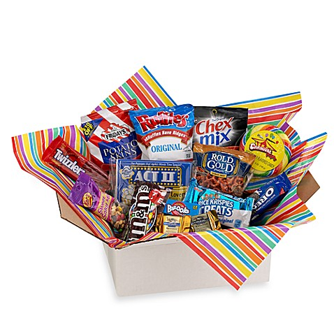 Campus & Beyond® Birthday Wishes College Care Package