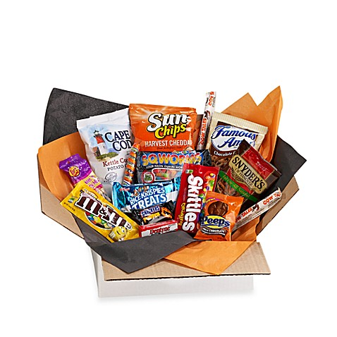 Campus & Beyond® Trick or Treat College Care Package