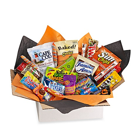 Campus & Beyond® Halloween Bash College Care Package
