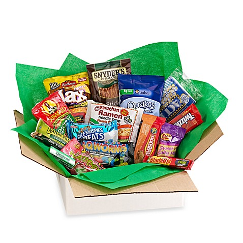 Campus & Beyond® Check in ' in College Care Package