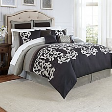 Adare 4-Piece Full Comforter Set