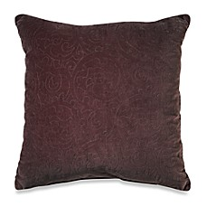 Royal Heritage Home® Adare 18-Inch Square Throw Pillow