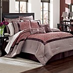 Manor Hill® Sutton Place Complete Full Comforter Set