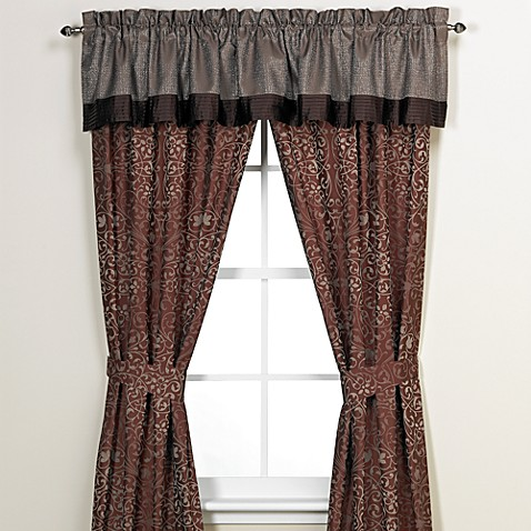 Manor Hill® Sutton Place Window Valance