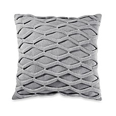 Thalia Knit Square Throw Pillow