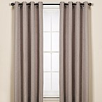 Balance Heavy Weight and Lined 84-Inch Window Curtain Panel in Silver
