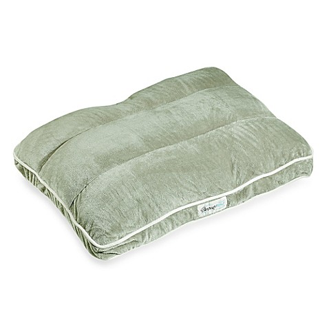Simmons® Beautyrest® Channel Top Pet Bed in Green