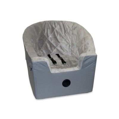Bucket Booster Pet Car Seat