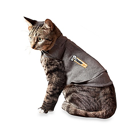 Small Thundershirt for Cats