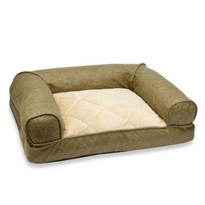K&H Small Lazy Sofa Pet Sleeper