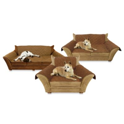 K&H Pet Products Loveseat Cover in Mocha