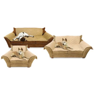 K&H Pet Products Loveseat Cover in Tan