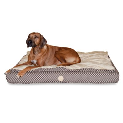 K&H Feather Top Ortho Beds in Tan