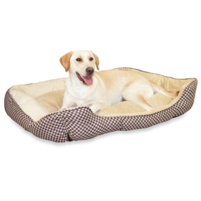 K&H Self-Warming Medium Pet Lounge Sleeper