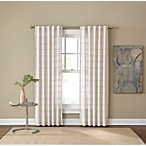 Santorini Rod Pocket/Back Tab Window Curtain Panel