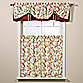 Versa-Tie® Vintage Vine Window Valance and Tier Pairs