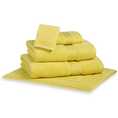 Kenneth Cole Reaction Home Bath Sheet in Apple Green