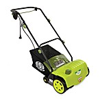 Sun Joe AJ800E Electric Dethatcher Joe with Thatch Collection Bag