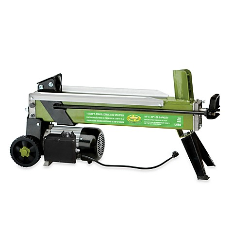 Sun Joe® LJ601E Logger Joe 15 Amp 5-Ton Electric Log Splitter