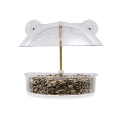 Droll Yankees® Winner Multi-Purpose Window Bird Feeder