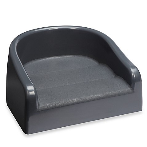 Prince Lionheart® Soft Booster Seat in Soft Grey