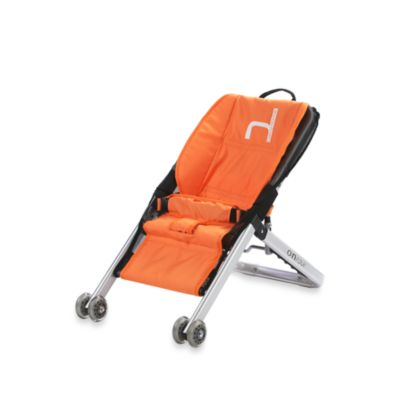 babyhome® Onfour Bouncer in Orange