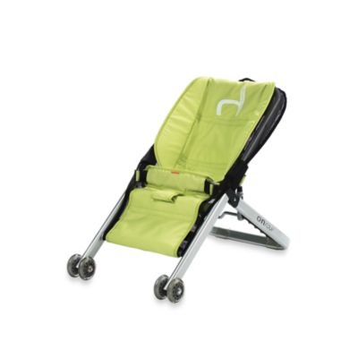 babyhome® Onfour Bouncer in Lime