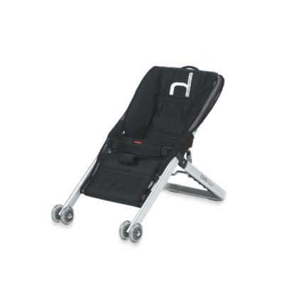 babyhome® Onfour Bouncer in Black