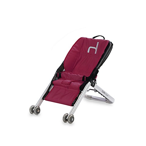 babyhome® Onfour Bouncer in Purple