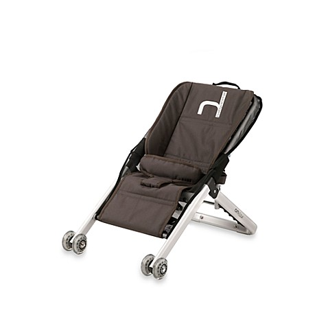 babyhome® Onfour Bouncer in Brown