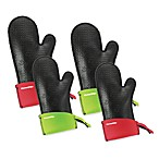 Duncan Kitchen Grips Extendable Cuff Oven Mitts