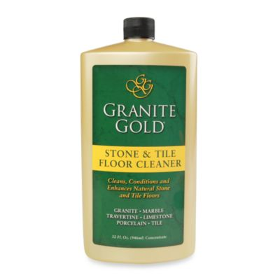 Granite Gold® Stone and Tile Floor 32-Ounce Cleaner