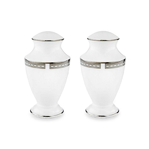 Lenox® Murray Hill Salt and Pepper Shakers