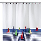 Regatta Fabric Shower Curtain