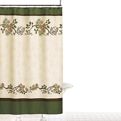 Celebrate Cotton Shower Curtain Bed Bath Beyond