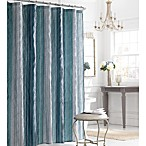 Sierra Blue Shower Curtain