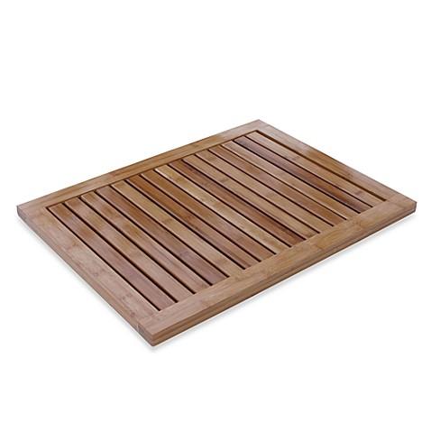 Bamboo Bath Mat Bed Bath Beyond