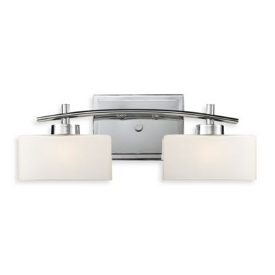 ELK Lighting Eastbrook 2-Light Vanity in Polished Chrome