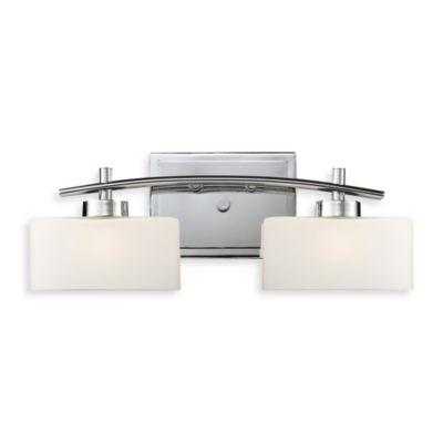 ELK Lighting Eastbrook 2-Light Vanity in Polished Chrome