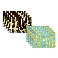 Park B. Smith® Watershed® Bamboo Garden Placemats (Set of 4)