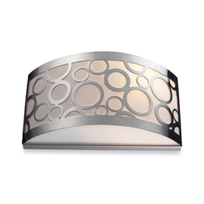 ELK Lighting Retrovia 2-Light Sconce In Polished Nickel