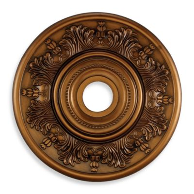 ELK Lighting Laureldale 21-Inch Medallion in Antique Bronze Finish