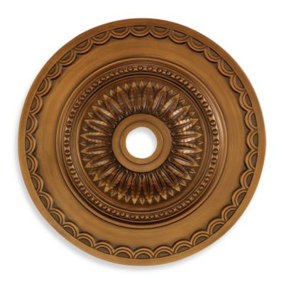 ELK Lighting Brookdale 30-Inch Ceiling Medallion in Antique Bronze