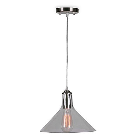 Ren-Wil®  Plymouth 1-Light Pendant