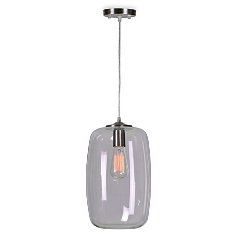 Ren-Wil®  Nelson 1-Light Pendant