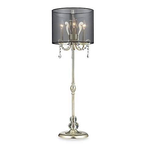 Dimond Lighting Andover 3-Light Buffet Table Lamp